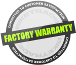 Biketrade Factory Warranty - Committed to customer satisfaction